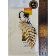 Bookmark Acacia Leaf