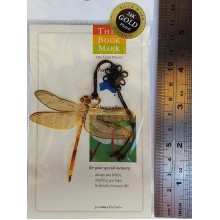 Bookmark - Dragonfly