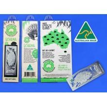 Bookmark - Echidna. Stainless Steel Bookmark