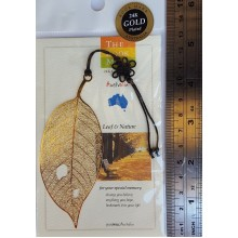 Bookmark - Eucalyptus Leaf