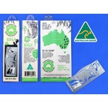 Bookmark - Koala. Stainless Steel Bookmark