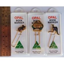 Bookmark - Opal Bookmark - Kangaroo