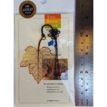 Bookmark - Wine Leaf