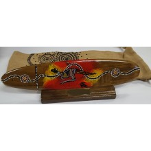 Aboriginal Bullroarer - Contemporary Art