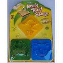 Aussie Toast Stamps - Koala & more