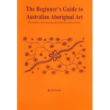 Book. The Beginner's Guide to Australian Aboriginal Art