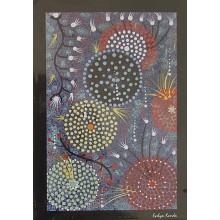 Aboriginal Art Print - Coral Reef