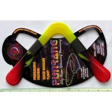Plastic boomerang - Funrang