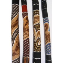 Didgeridoo Mallee Dot Burnt