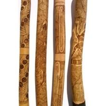 Didgeridoo Mallee Full Burnt