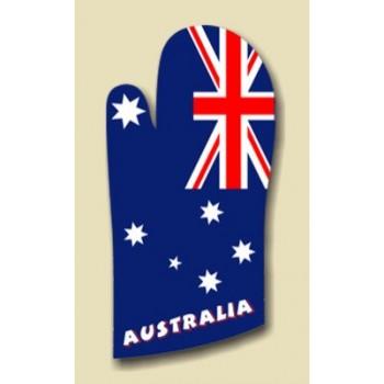 Souvenir Oven Mitt - Australian Flag
