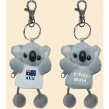 Soft Toy Key Chain - Cute Koala