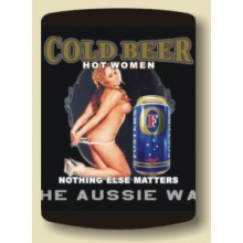 Australian Souvenir Stubby Holder - Hot Baby