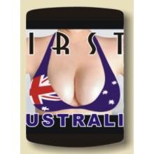 Australian Souvenir Stubby Holder - Aussie Hooters