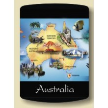 Australian Souvenir Stubby Holder - Dreamland Australia