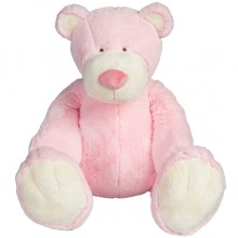 Emma and Justin Big Baby Plush Teddy Bears - 75cm