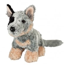 Blue Heeler Dog Plush Toy - 26cm