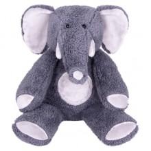 Large Elephant Soft Toy - 38cm