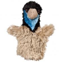 Emu Soft Toy Puppet - 25cm