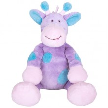 Blue Giraffe Soft Toy - 30cm