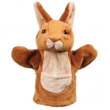 Kangaroo Soft Toy Puppet - 25cm