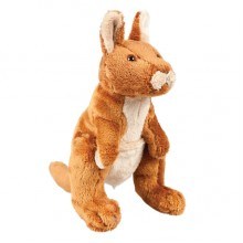 Kangaroo Plush Toy Small. Kylie Red - 20cm