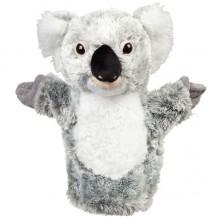 Koala Soft Toy Puppet - 25cm