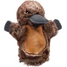 Platypus Soft Toy - Sharyn - Hand Puppet
