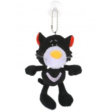 Tasmanian Devil Toy Tag with Suction