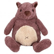 Wombat Soft Toy - Horace Brown - 35cm
