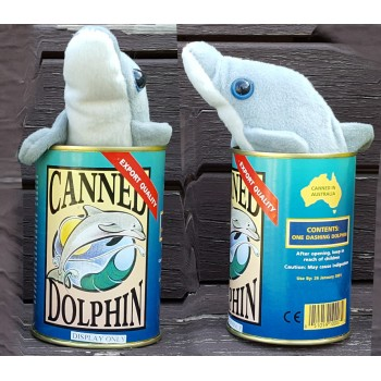 Canned Dolphin Toy