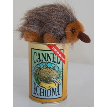 Canned Echidna Toy