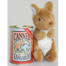 Canned Kangaroo Toy