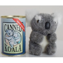 Canned Koala Toy