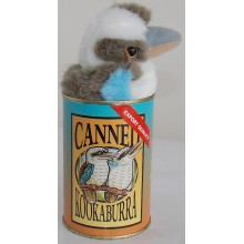 Canned Kookaburra Toy