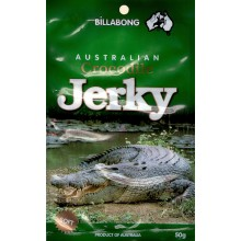 Crocodile Jerky, 50g (1.76oz) Bag