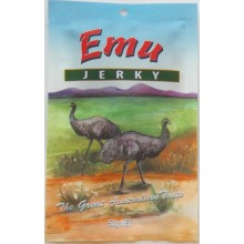 Emu Jerky, 50g (1.76oz) Bag