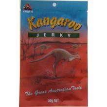 Kangaroo Jerky, 50g (1.76oz) Bag