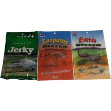 Jerky Sampler - Exotic