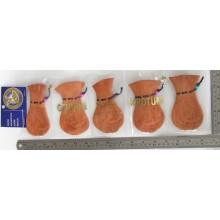 Kangaroo Scrotum Bags - Pack of 5 - Medium