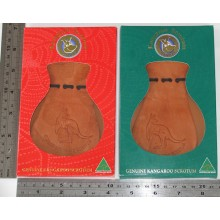 Kangaroo Scrotum Bag - Boxed